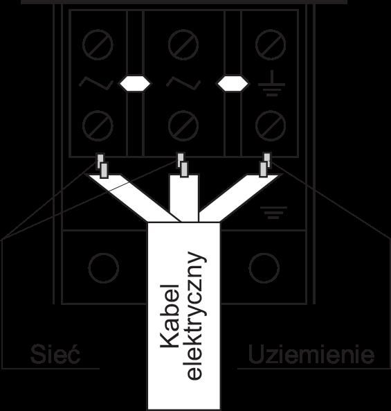podłączenie wentylatora wyciągowego