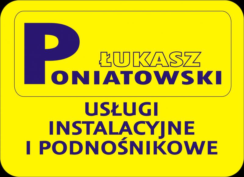 Logo Łukasz Poniatowski